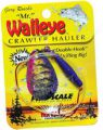 Блесна MR. WALLEYE® FLOAT'N CRAWLER HARNESS